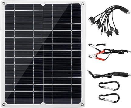 2021 Promoción de año nuevo】Batería de panel solar ...