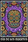 Decorate your home or office with high quality posters. Dia de los Muertos Day of the Dead Art Poster Print Poster is that perfect piece that matches your style, interests, and budget.