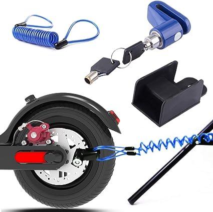 Scooter Eléctrico Cerradura del Freno de Disco de Seguridad para ...
