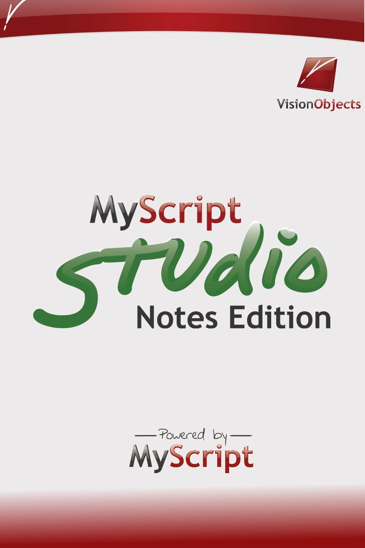 MyScript Studio Notes Edition [Download] by MyScript