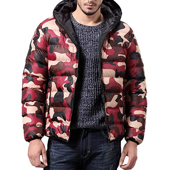Amazon.com : Printed Hoodies Men Casual Fashion Clothing Sale Music Hoodies Men Mens Winter Jacket Overcoat Outwear Camouflage Slim Trench Zipper Caps Coat ...