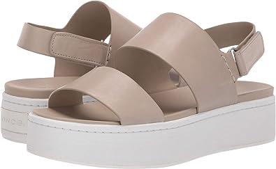 92cfe30b311a Amazon.com  Vince Women s Westport Platform Sandals  Shoes