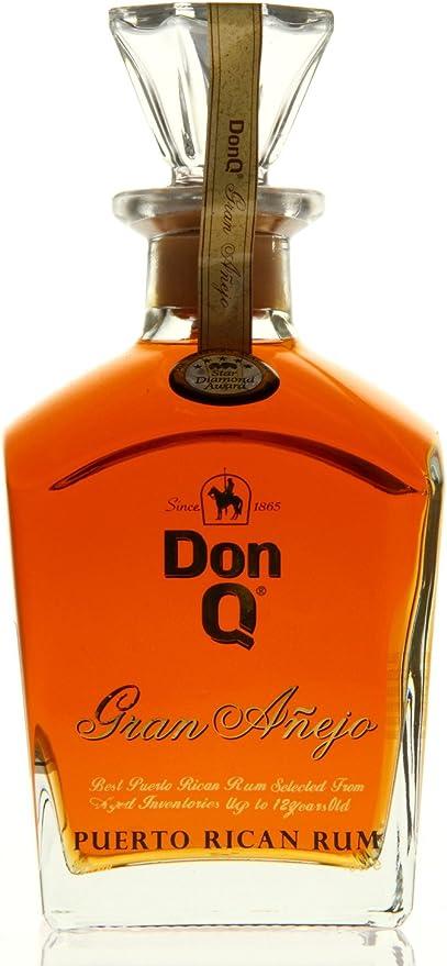Don Q Gran Anejo Rum - 700 ml