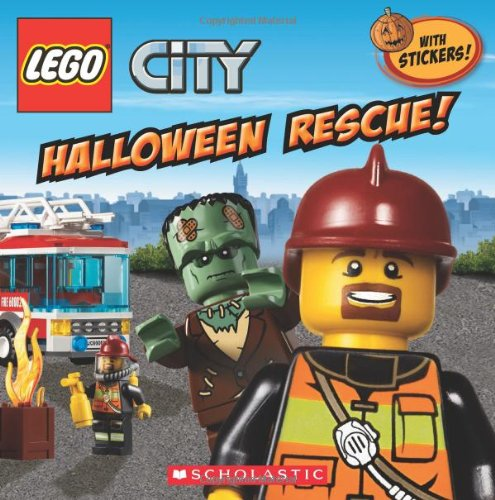 LEGO City Halloween Trey King