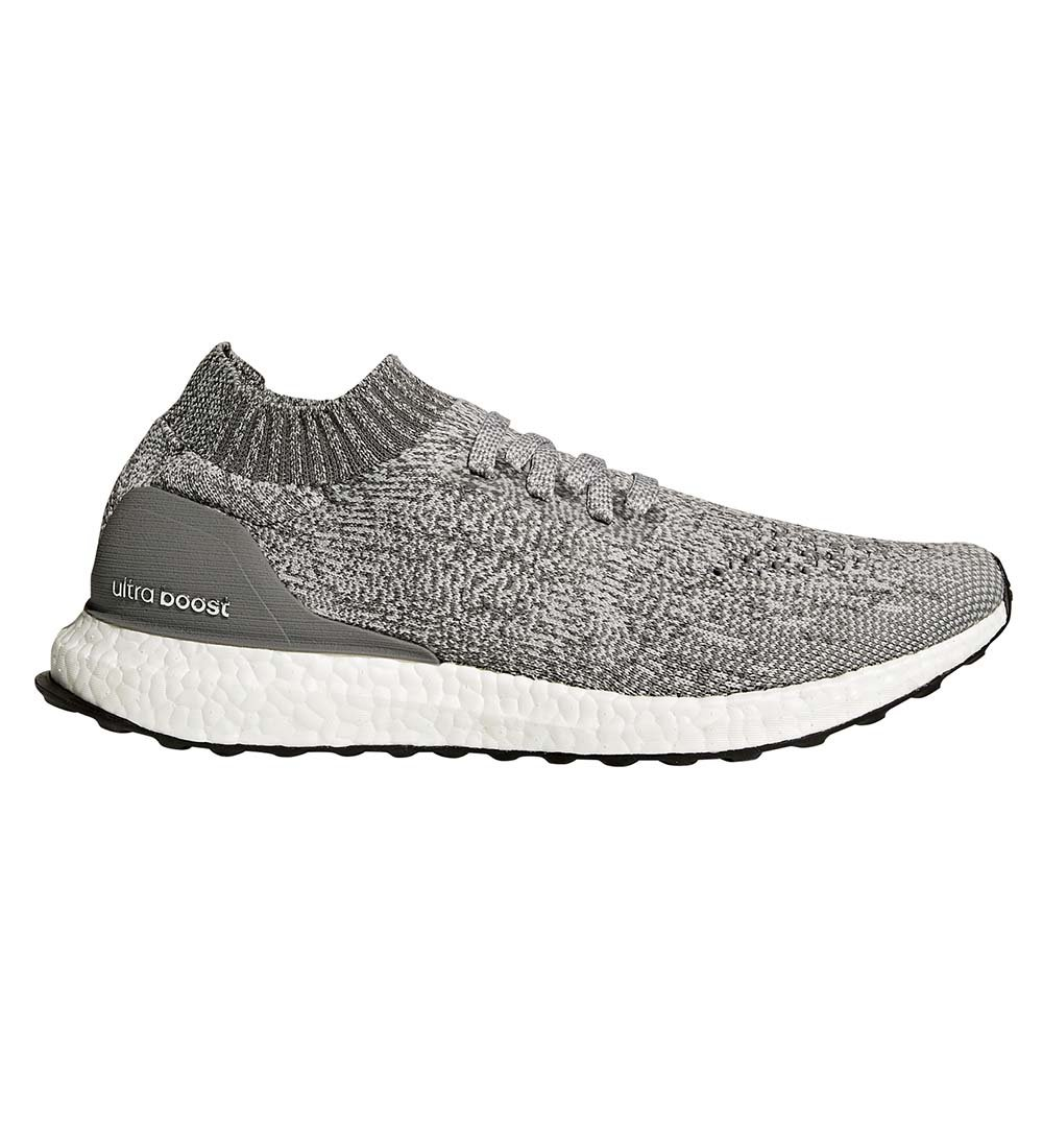 c44ee0fe259 Galleon - Adidas Men s Ultraboost Uncaged Running Shoe Grey White Size 11 M  US