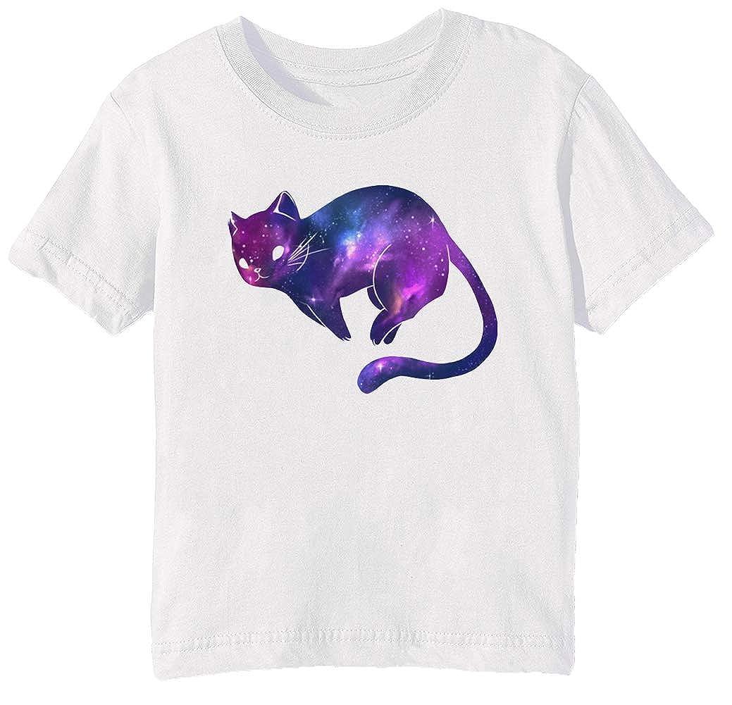 Guay Gato - Gatos Niños Unisexo Niño Niña Camiseta Cuello Redondo ...