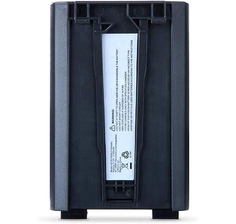Homtiky Aspiradora sin Cable, 17000Pa Poderosa Succión LG Bateria ...