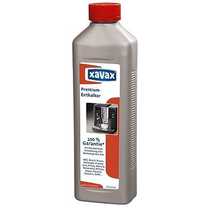 Amazon.com: Xavax Premium Descaler: Coffee Machine And Espresso ...