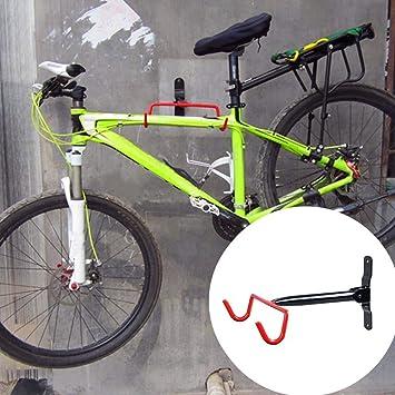 XQxiqi689sy Soporte de Almacenamiento para Bicicleta, Montaje en ...