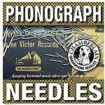 100 MEDIUM Tone Victrola Phonograph Needles By Chamberlain Phonograph Needles, St. Paul, MN by Chamberlain Phonograph Needles