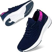 Kyopp Zapatos Deporte Mujer Zapatillas Deportivas Casual para Mujer Running Caminar Fitness Atlético Transpirable Ligero…