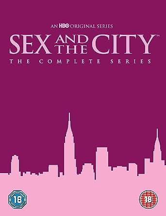 Sex and the city boxset cheap