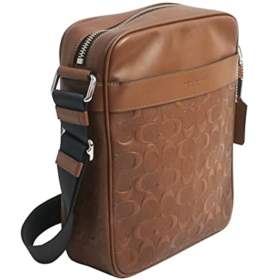 Amazon.com  COACH CHARLES FLIGHT BAG IN SIGNATURE LEATHER b919be67ef87f