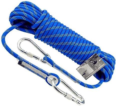 YaXuan Cuerda de Escalada en Roca, Cuerda estática para ...