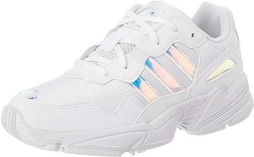 adidas Yung 96 J, Basket Mixte Enfant: : Chaussures