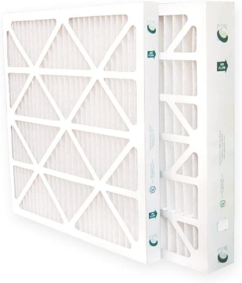 12 Pack 20x20x2 Merv 8 Furnace Filter