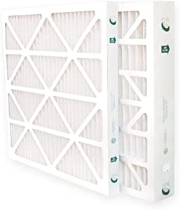 20 x 25 x 4 Merv 8 Furnace Filter (6 Pack)