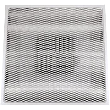 Drop Ceiling Hvac Supply Grille For T Bar Lay In 3