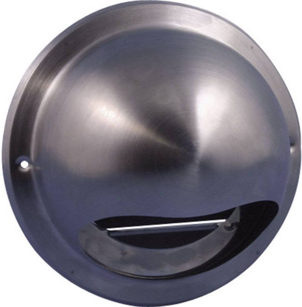 Wallair N34835 - Campana extractora de Acero Inoxidable para Tubos de 10 cm de diámetro: Amazon.es: Electrónica