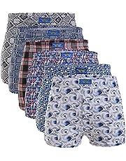 Cottonil Boxers for Men, Set of 6