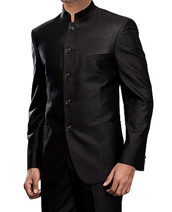Bagtesh Fashion Groom Ethnic Black Indian Wedding Jodhpuri Suit ...