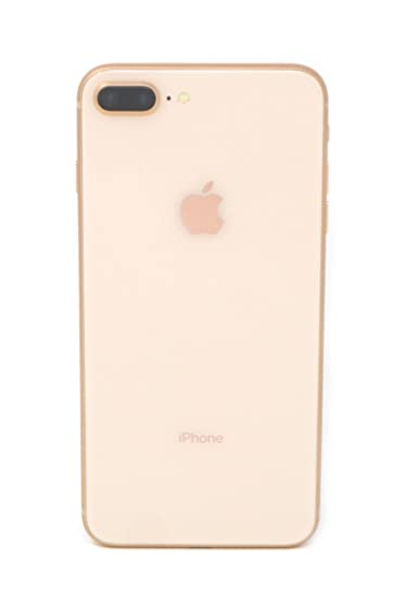 87a7f03bc Amazon.com  Apple iPhone 8 Plus a1897 Gold 64GB GSM Unlocked (Renewed)   Cell Phones   Accessories