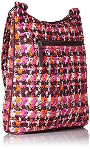 Tweed Women's Vera Cross Body Houndstooth Hipster Bradley Handbag UCwZqgR