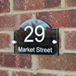 House Number Sign / Address Plaque Mo...