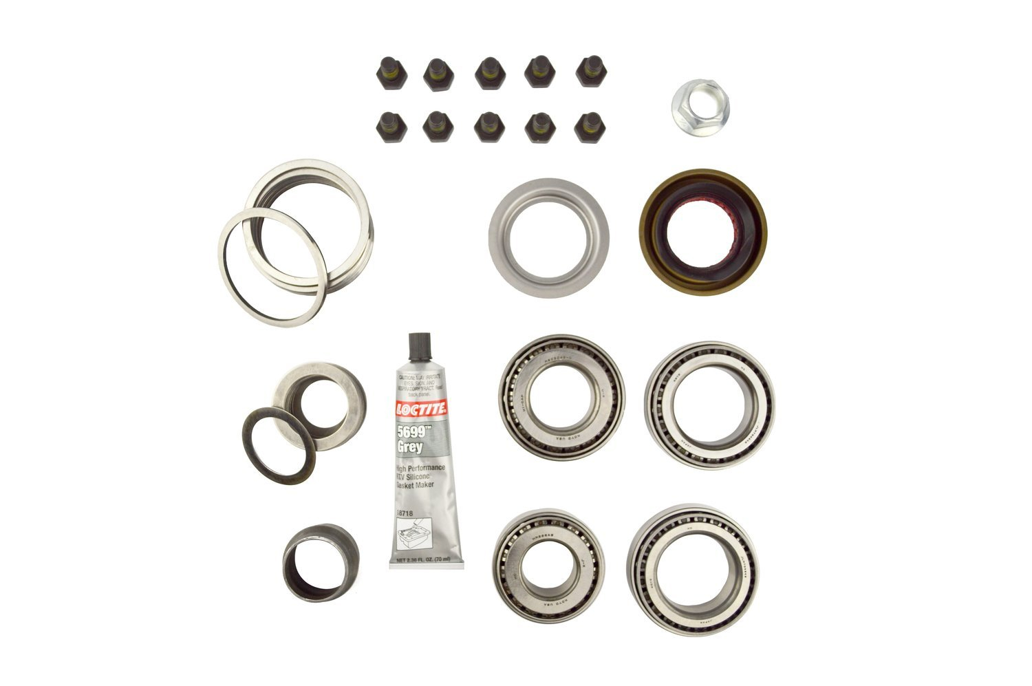 Spicer 2017106 Axle Bearing Repair Kit by Spicer