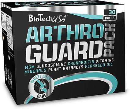 Biotech USA Arthro Guard Pack - 30 Packs: Amazon.es: Alimentación y bebidas