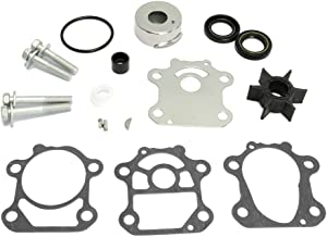 Full Power Plus 70 hp Yamaha Outboard Motor Parts Impeller Kit Replacement (All Year) 6CJ-W0078-00 6cj-w0078-00-00