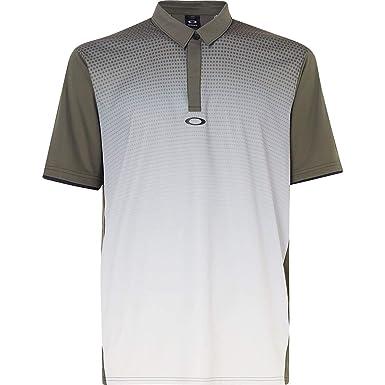 59f6046dcb Oakley Men's Polo Shirt Ss Poliammide