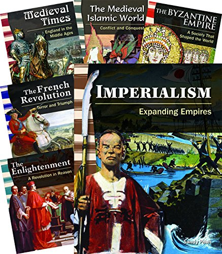 History of the World 8-Book Set (Social Studies Readers)
