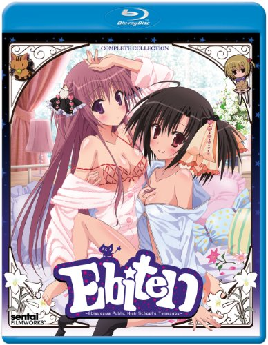 Blu-ray : Ebiten: Complete Collection (Subtitled, 2PC)