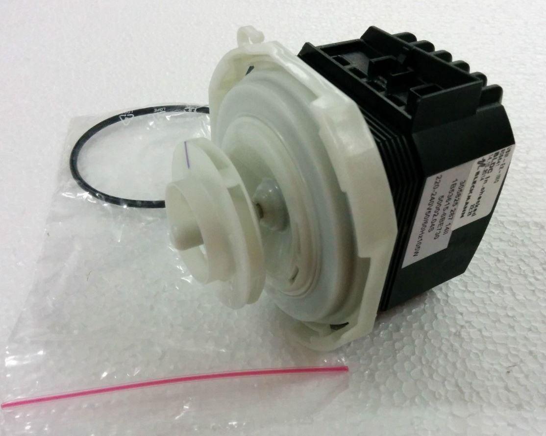 Elektropumpe Motor Spülmaschine Indesit – Ariston 257903 Original CD 82547003