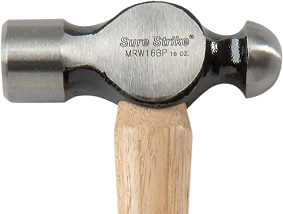 16OZ BALL PEIN HAMMER FROM ESTWING