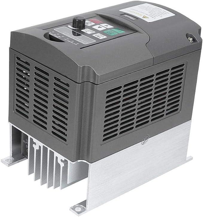 AC220V /à AC380V onduleur monophas/é NFLIXIN 9100-1T3-00550G contr/ôleur de moteur
