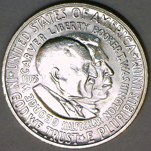1953 S Washington-Carver Half Dollar Gem BU ()