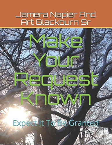 Make Your Request Known: Expect It To Be Granted (ThinkTank Series)