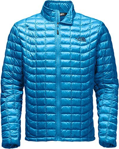 The North Face Men's Thermoball¿ Full Zip Jacket Banff Blue (Prior Season) X-Large