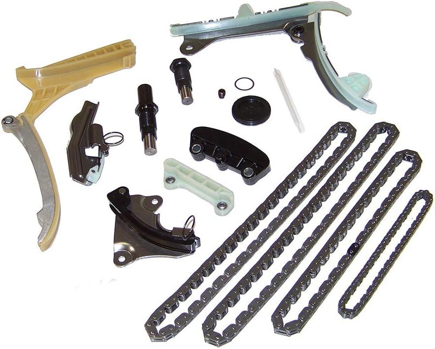DNJ TK428NG Timing Chain Kit/For 1997-2011/ Ford, Land Rover, Mazda, Mercury/ B4000, Explorer, Explorer Sport Trac, LR3, Mountaineer, Mustang, Ranger/ 4.0L/ SOHC/ V6/ 12V/ 245cid, 4016cc