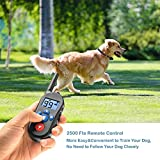 ShiLiTech Dog Training Collar, Remote Rechargeable