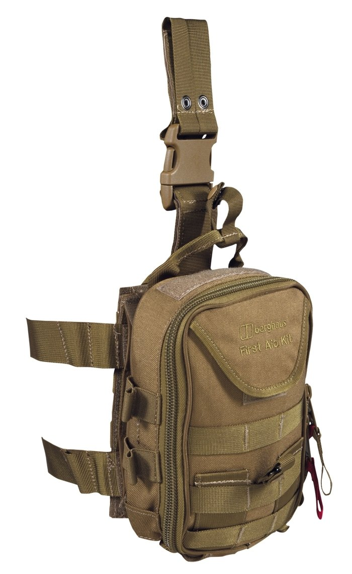 Berghaus BMPS First Aid Kit Coyote, Coyote