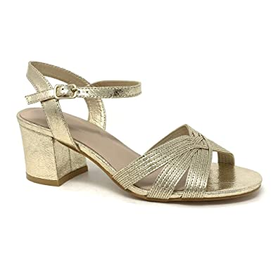 Sandale Petits Escarpin Mode Glamour Soirée Angkorly Chaussure bgf6y7Y