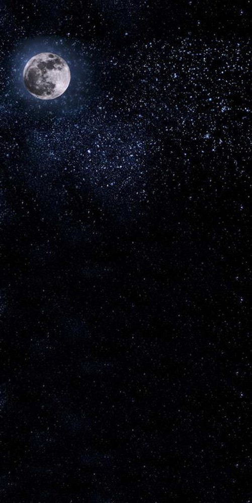 GladsBuy Night Stars 10' x 20' Computer Printed Photography Backdrop Universe Star Theme Background S-2012 by GladsBuy