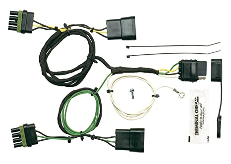 61hafKhhdSL._SX466_ amazon com hopkins 42605 plug in simple vehicle wiring kit automotive
