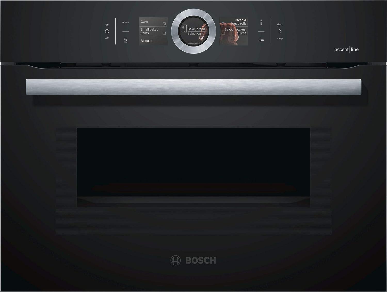 Bosch cmg8764b6 Productos aktbac Minihorno con microondas, serie 8 ...