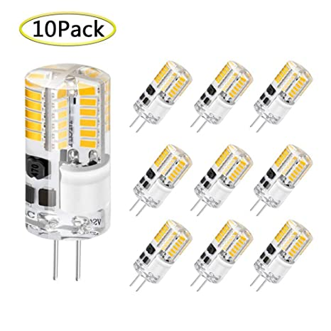 Equivalent BulbNo Bi G4 20w 3w Led Pin Lighting Jc T3 Type Halogen Flicker Acdc Corn Warm 2700k 3000k Bulb Dimmable White 12v Light 6yvfYgIb7