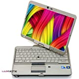 HP Notebook Laptop EliteBook Tablet 2760p i5 2x2,50GHz 4Gb 320Gb Camera Touchscreen Windows7Pro 12Zoll Gebraucht (Zertifiziert und Generalüberholt)