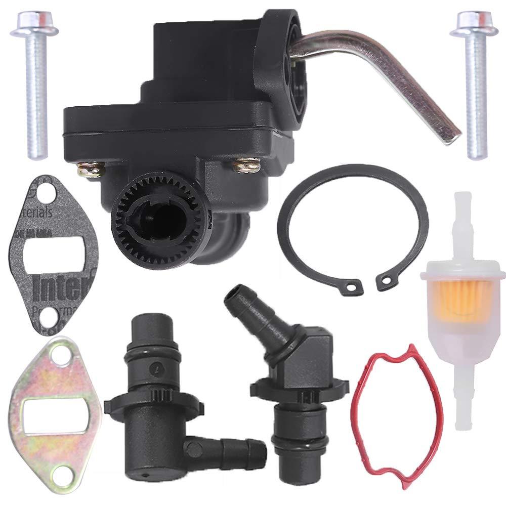 Zreneyfex Fuel Pump for Kohler CV13S CV14S CV15S CV16S CH11S CH12 ...
